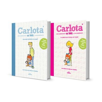"""Por una semana de cuento: """"Carlota es Feliz"""" Guillermo Caballero."""