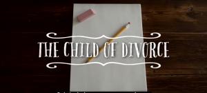 Carta de un hijo de padres separados. El Hijo del divorcio
