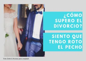 By Zivile& Arunas para unsplash. Superar el divorcio.