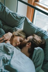 Recetas para parejas: …cómo se cocina un beso. (por Madame Bechamel)
