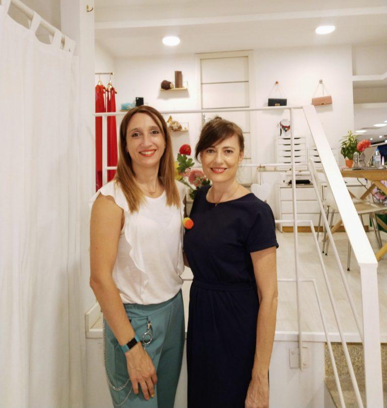 Foto Marian y Fátima para taller el deseo en la pareja, empieza en tí.