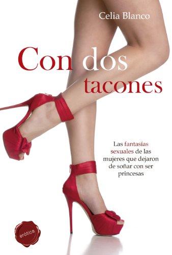 Libro erótico de Celia Blanco. Utilizado para el Post de Creando Diálogos: Terapia de pareja y divorcio sano. Fátima Gallardo